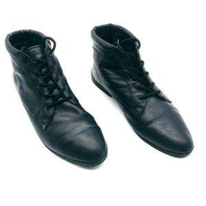 Danexx Womens Lace Up Austin Ankle Boots 8.5 M